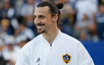 It didn't take long for Zlatan Ibrahimovic to bag an appearance on popular American talk show