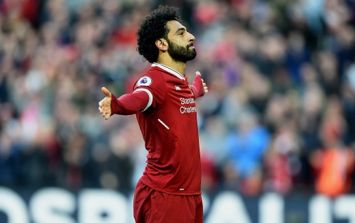 Mo Salah becomes first player since Cristiano Ronaldo to match Premier League goalscoring feat