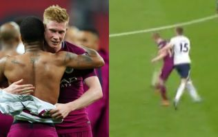 We're still coming to terms with that Kevin De Bruyne pass against Spurs