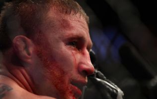 Justin Gaethje's reaction to getting rocked by Dustin Poirier was pure savagery