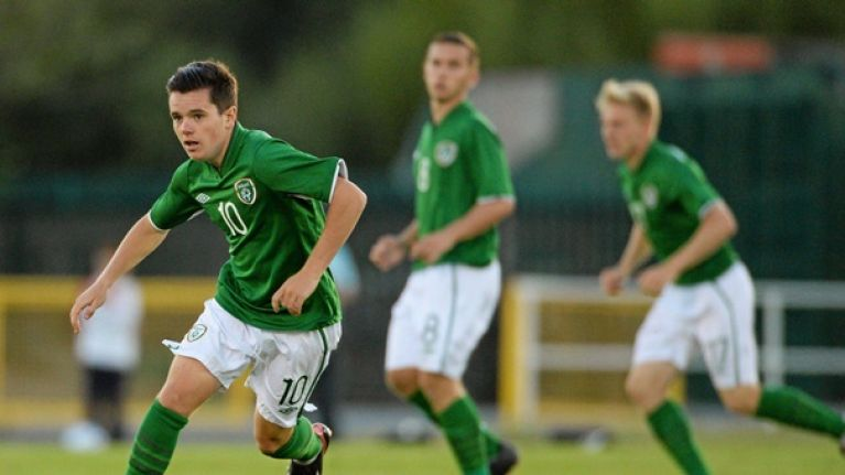 Reading midfielder Liam Kelly turned down Republic of Ireland call up for 'personal reasons'