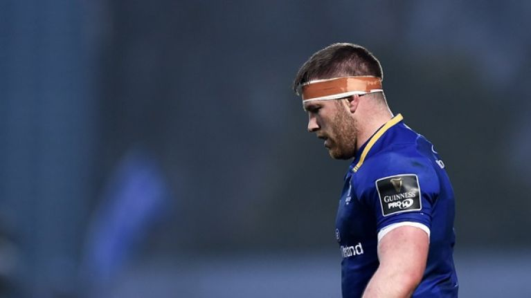 Sean O'Brien a doubt for Champions Cup semi but two Ireland players return from injury