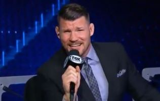 Michael Bisping cruelly shuts down fighter's attempt to secure huge fight