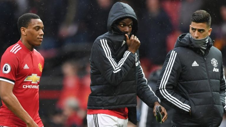 Jose Mourinho ready to drop under-performing United players for FA Cup semi-final