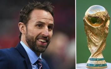 England defender already doesn't sound confident about World Cup chances