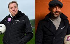 Harry Redknapp and Gianluca Vialli to enter the world of GAA management