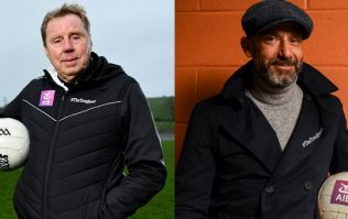Harry Redknapp and Gianluca Vialli to enter the world of GAA management