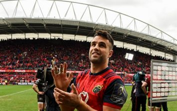 Conor Murray's decision making is what separates him as a world-class player