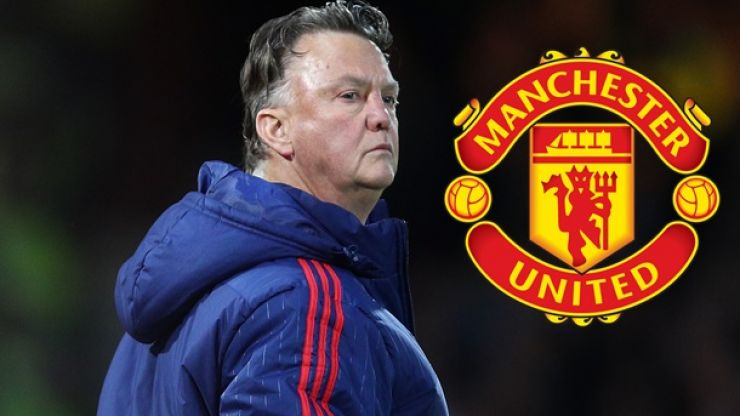 Louis Van Gaal's fantastical list of players he wanted Man United to sign