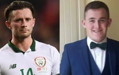 Ireland international Alan Browne donates jersey from debut in aid of paralysed Cork teenager