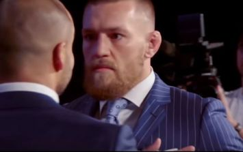 Can you name the targets of these Conor McGregor insults?