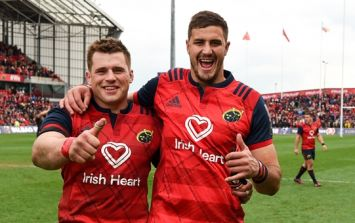 Munster's expected team to face Racing 92 contains three seismic calls