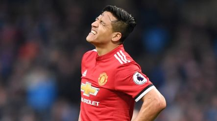 buy popular c0e9b 04aa9 Alexis Sanchez has inadvertently revealed Man United's new ...