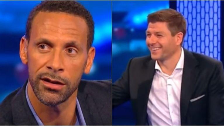 Steven Gerrard was every single Liverpool fan last night