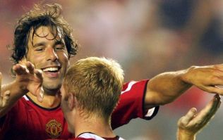 Which player has scored more goals for Manchester United?