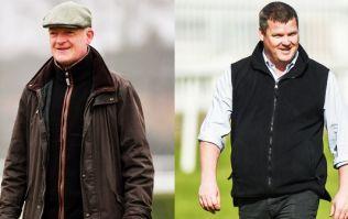 Irish still fare well on Aintree opening day despite Mullins and Elliott no show