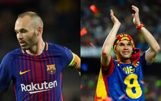 Andres Iniesta bowed out of the Champions League on the same stage that saw Barcelona begin their dominance