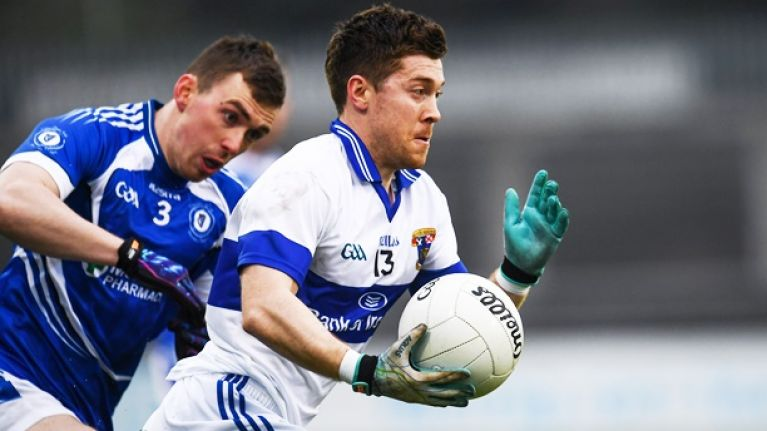 Former Mayo forward does the damage as Vincent's run riot despite Connolly absence