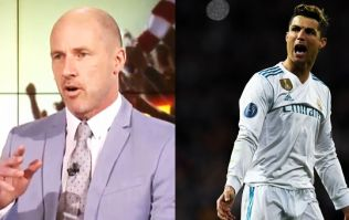 Kenny Cunningham makes great point that many ignored about Ronaldo's winning of penalty