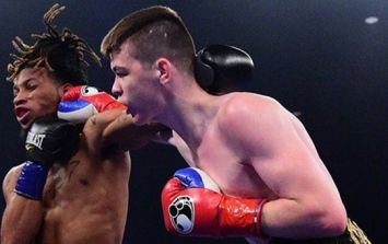 Watch: 18-year-old Irish boxer earns another win with devastating one-punch knockout
