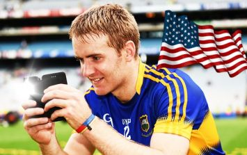Tipperary San Francisco jersey a beautiful sight for all J1 bound GAA players