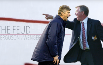 The Fergie vs Wenger documentary is a must-watch