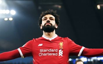 Mo Salah will be going to the World Cup