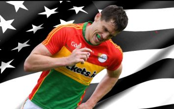 Brendan Murphy couldn't go to America if he played championship with Carlow