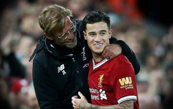 Jurgen Klopp prediction to Philippe Coutinho before he left Liverpool looks to be coming true