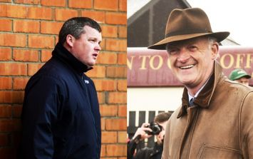 Willie Mullins pulls off €9803/1 shot to stun Gordon Elliott