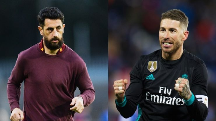 Paul Galvin called it perfectly about Sergio Ramos' cynical side