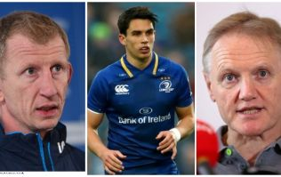 Leo Cullen will not allow outside voices to influence Joey Carbery selection
