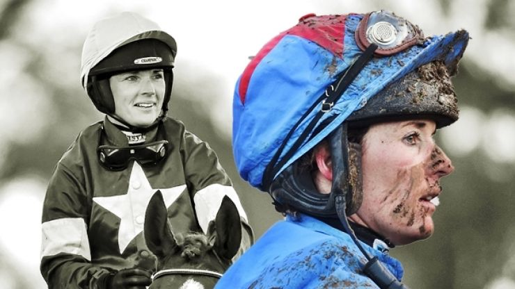 Katie Walsh chooses perfect possible moment to announce her retirement