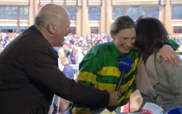 Emotional scenes as Nina Carberry and Katie Walsh bow out together