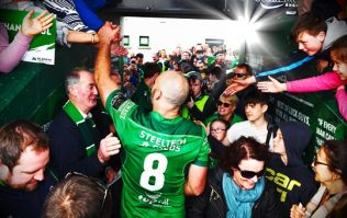 The privilege was ours in Galway when an entire province said goodbye to one of the very best