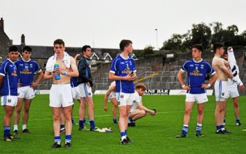 No one seemed to think of chaos to club under-16 when they changed county minor