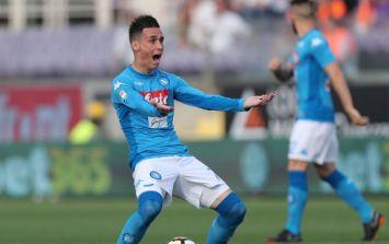 Napoli's Serie A dream ended in cruel circumstances tonight