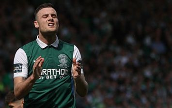 Anthony Stokes' new club are already trying to get rid of him