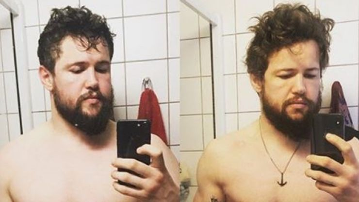 There's a lot more to former UFC star's very impressive physical transformation than meets the eye