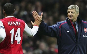 Thierry Henry ticks all the cliche boxes with tribute to Arsene Wenger