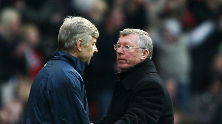 Alex Ferguson pays classy tribute to 'rival and friend' Arsene Wenger