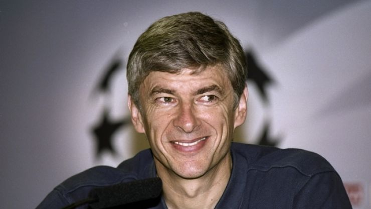 Classic story proves that Arsene Wenger was once a managerial genius