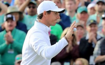 Rory McIlroy reveals what disappointed him most about his Masters performance