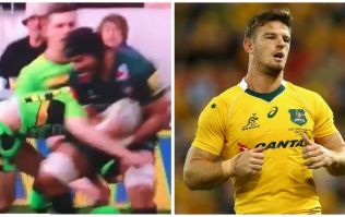 Former Wallaby centre retires at 28 after career-ending arm injury