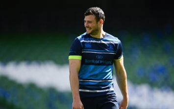 Brian O'Driscoll heaps praise on 'incredible' Robbie Henshaw for successful rehab
