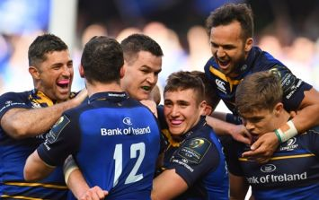 Surely no arguing with Leinster's outstanding player but Sexton and Fardy pushed him close