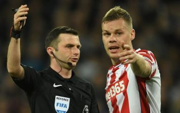 Ryan Shawcross refused compassionate leave after father's death to play against West Ham