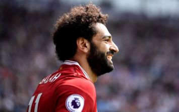 Mo Salah looks set to break a Premier League record held only by three goalscoring legends