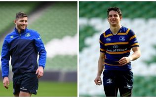 IRFU put pressure on Leinster to move Joey Carbery or Ross Byrne to Ulster