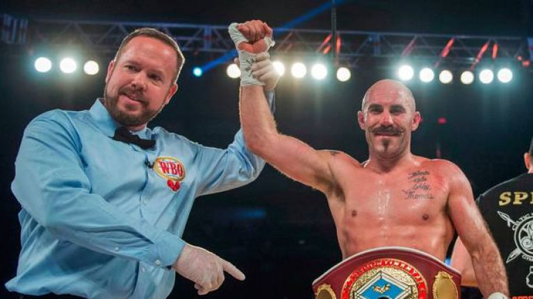 How the Gennady Golovkin fight fell apart for Gary 'Spike' O'Sullivan